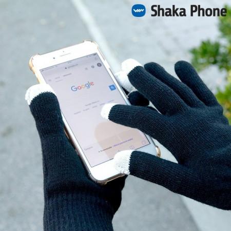 Manusi Bluetooth cu speaker si difuzor pentru Smarthone