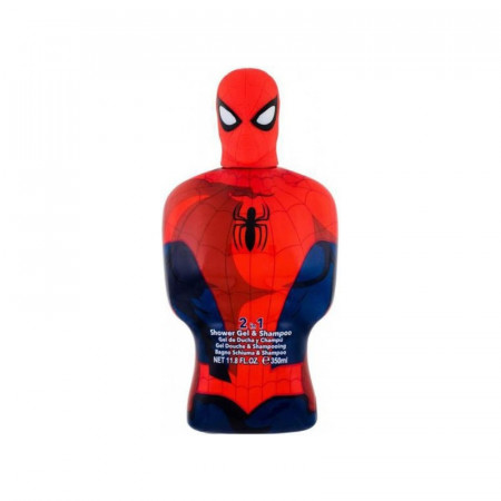 Spiderman Gel de Dus 2 in 1