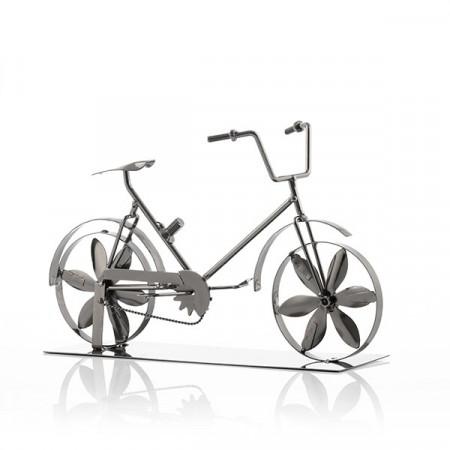 """Suport pentru sticle design '' Bicicleta """""""