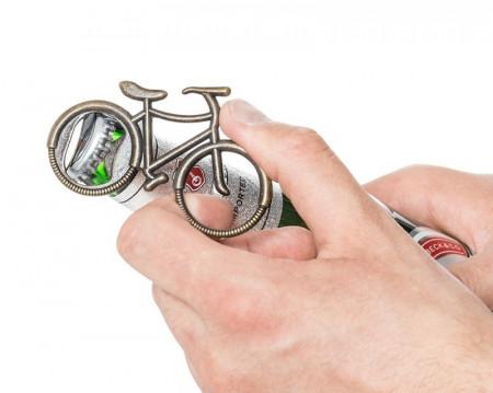 Desfacator de sticle Bicicleta