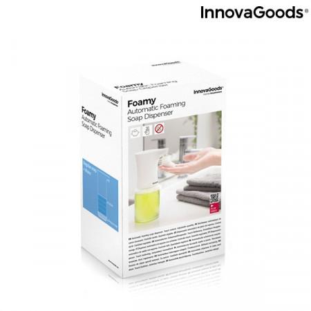 Dozator sapun spuma cu senzor Foamy pentru sapun lichid, sapun spuma sau gel dezinfectant