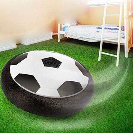 Joc de fotbal cu led de interior Air Disk