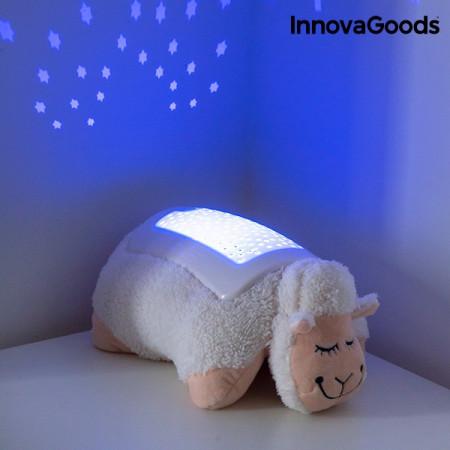 Oita de plus cu Proiector LED