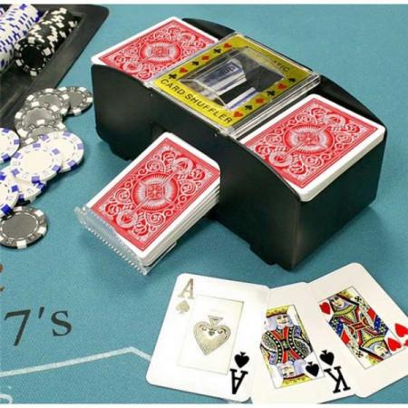Masina de amestecat carti de joc.