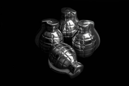 Set de grenade pentru racire bauturi