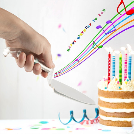 Spatula Happy Birthday Song