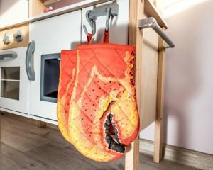 Manusi de bucatarie termoizolante Homar