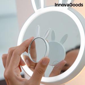 Oglinda tactila cu led pentru machiaj si Lampa de birou Mirrobit