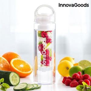 Sticla cu filtru infuzor pentru fructe Innova Goods