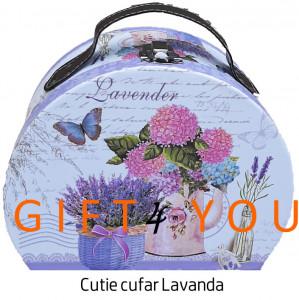 Cutie cadou Cufar Lavanda