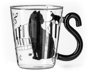 Pahar Coada de Pisica