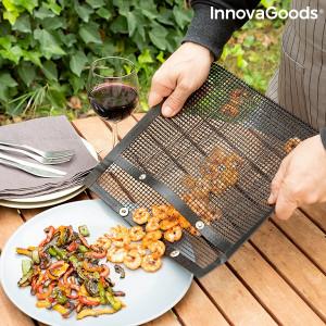 Plase metalice pentru grill