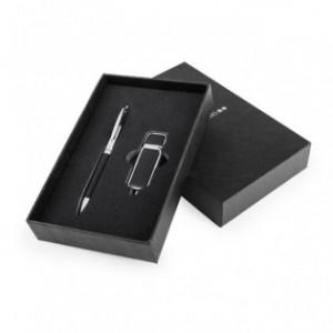 Set de Lux Stilou și Memorie USB Antonio Miró 8 GB