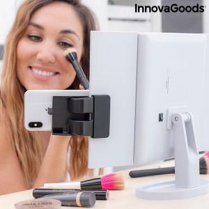 Suport cu clema multi-pozitii pentru mobil Cliplink InnovaGoods