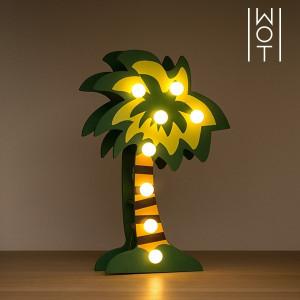 Palmier decorativ cu led