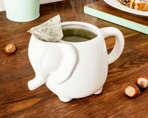 Cana pentru ceai elefant
