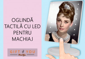 Grace - (Audrey Hepburn) - Selectie cadou Ready-To-Give