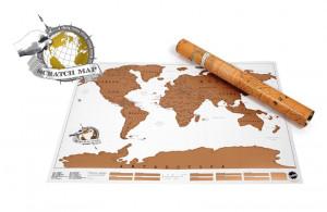 Harta lumii razuibila Am fost acolo