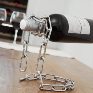 Suport Lant sticla de vin plutitoare