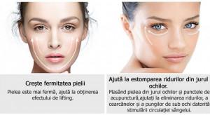 Creion de masaj facial antirid