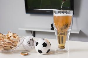 Desfacator de sticle fotbal