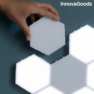 Sistem panouri modulare tactile Tilight Innovagoods