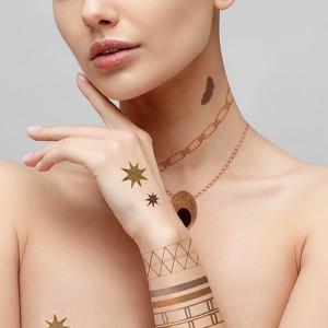 Tatuaje temporare Bijou Tattou