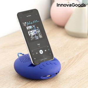 Boxa bluetooth wireless cu suport pentru telefon sau tableta