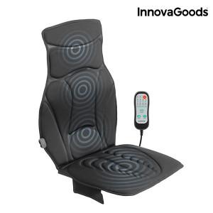 Husa-perna pentru scaun cu centre de masaj si incalzire