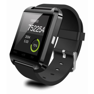 "Smartwatch 1,44"" bluetooth negru"