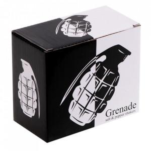 Solnita si pipernita grenada militara