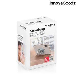 Suport tip inel pentru mobil Smarloop InnovaGoods