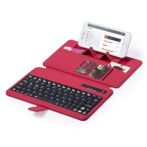 Tastatura wireless cu suport pentru telefon sau tableta