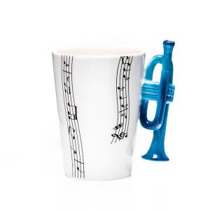 Cana muzicala Trompeta