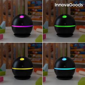 Difuzor aromaterapie cu LED multicolor