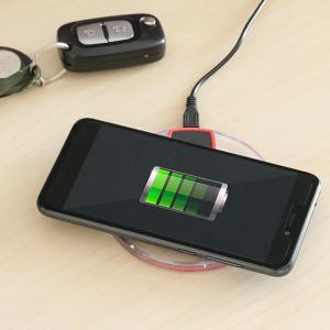 Incarcator wireless pentru smartphone