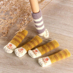 Labute de pisica - Protectie anti zgarieturi pentru picioare de mobilier