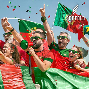 Ochelari de soare pliabili Portugalia