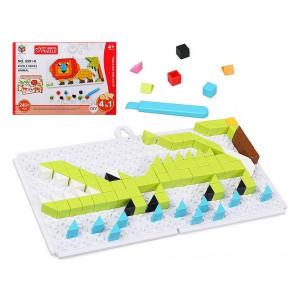 Puzzle Diy Animal 6 in 1