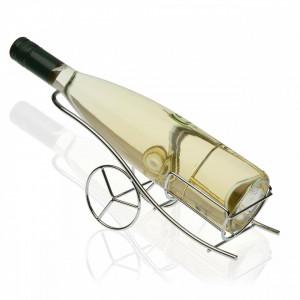 Suport de metal pentru sticla de vin Versa