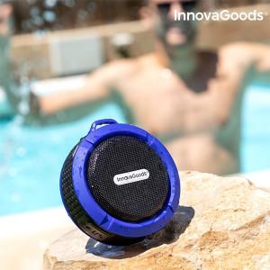 Boxa waterproof cu bluetooth
