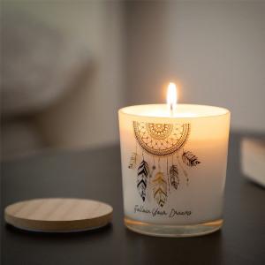 Lumanare aromatica Mandala - Talisman de vise