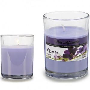 Lumanare parfumata Orhidee