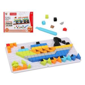 Puzzle Diy Traffic 6 In 1