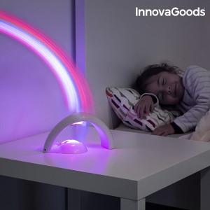 Proiector LED curcubeu pentru copii