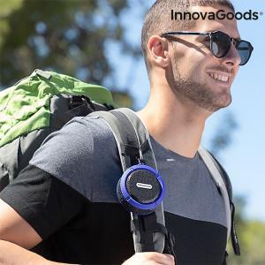 Boxa Bluetooth si waterproof cu radio, microfon si difuzor