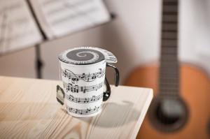 Cana muzicala Uvertura