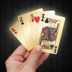 Carti de joc Poker Deluxe