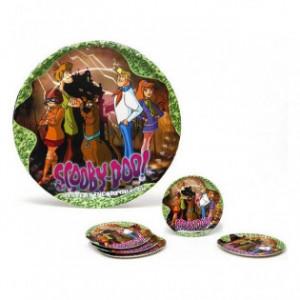 Set de farfurii Scooby-Doo