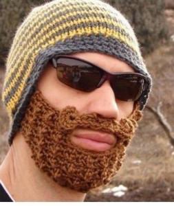 Caciula cu barba